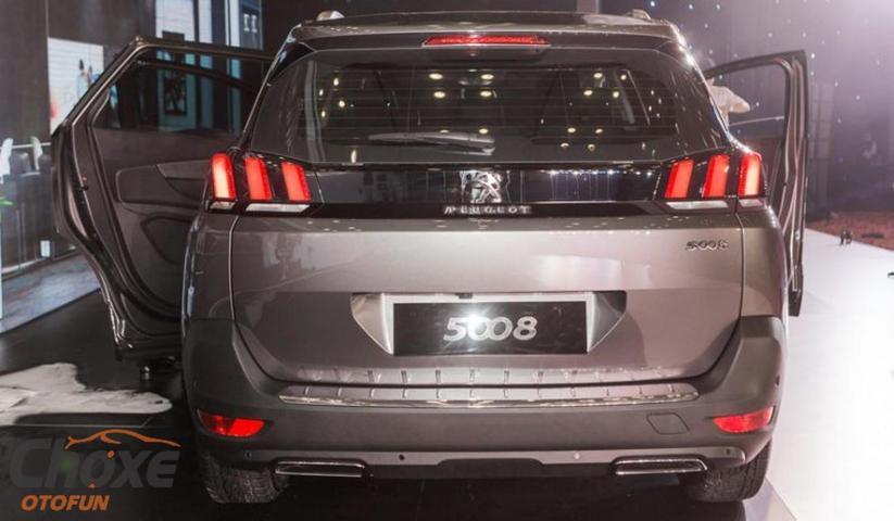 Hà Nội bán xe PEUGEOT 5008 1.6 AT 2019
