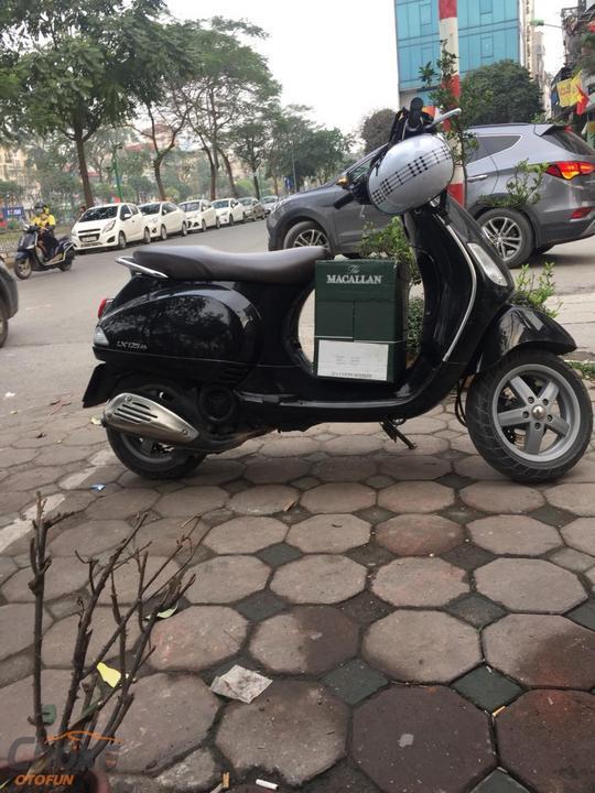 Hà Nội bán xe PIAGGIO LX 125ie 2011