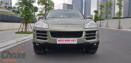 Hà Nội bán xe PORSCHE Cayenne 3.6 AT 2007