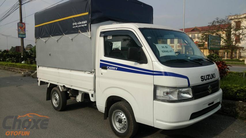 Hà Nội bán xe SUZUKI Carry Pro 1.5 MT 2020