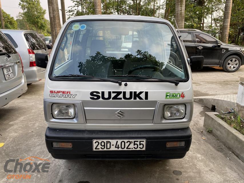 Hà Nội bán xe SUZUKI Carry Truck MT 2017