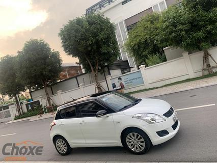 Hà Nội bán xe SUZUKI Swift 1.4 AT 2015