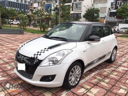 Hà Nội bán xe SUZUKI Swift AT 2017
