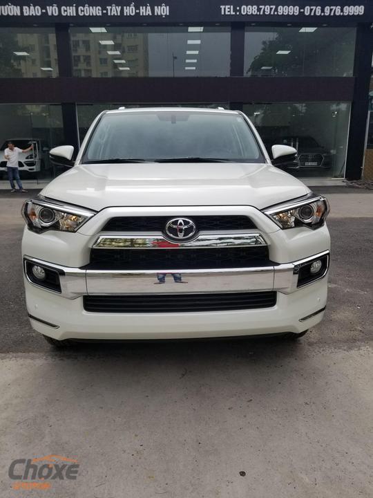 Hà Nội bán xe TOYOTA 4Runner 4.0 AT 2018