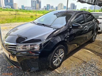 Hà Nội bán xe TOYOTA Altis 1.8 AT 2016