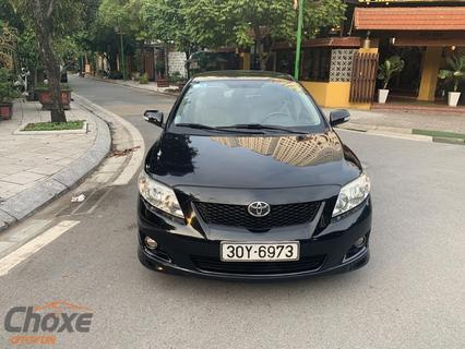 Hà Nội bán xe TOYOTA Altis 2.0 AT 2010