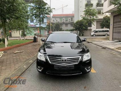 Hà Nội bán xe TOYOTA Camry 2.4G AT 2012