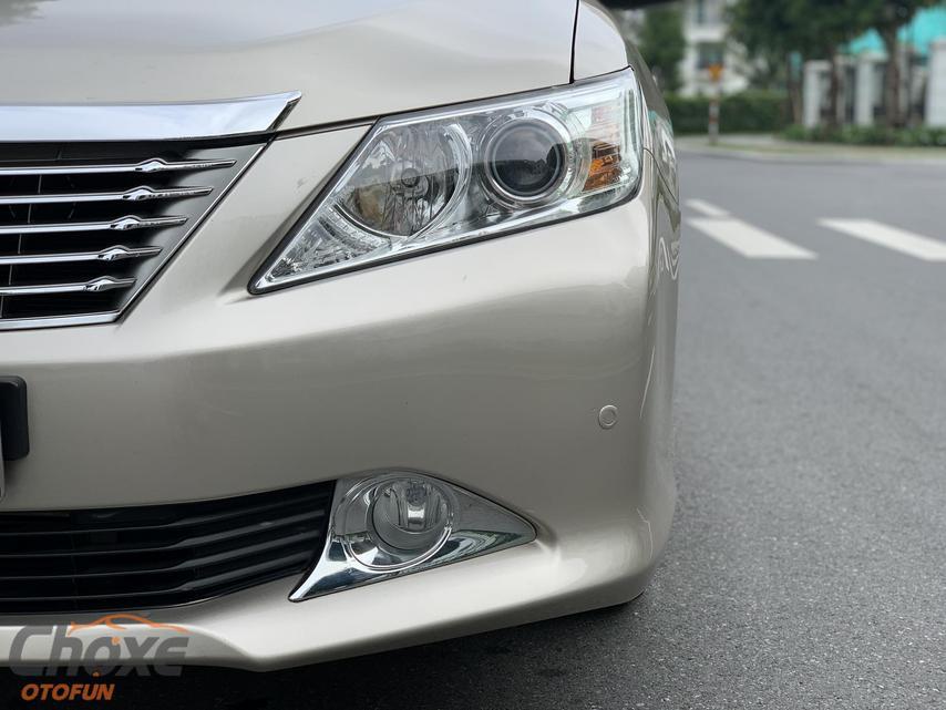 Hà Nội bán xe TOYOTA Camry 2.5 AT 2014
