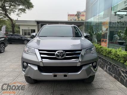 Hà Nội bán xe TOYOTA Fortuner 2.4 AT 2019