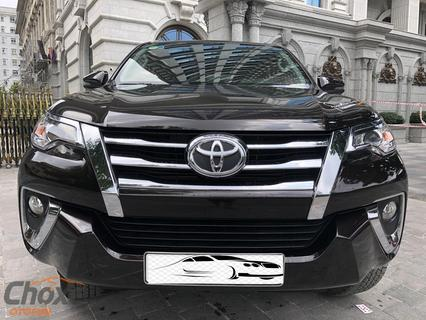Hà Nội bán xe TOYOTA Fortuner 2.4 AT 2020