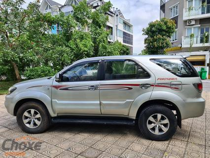 Hà Nội bán xe TOYOTA Fortuner 2.7 AT 2008