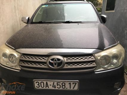 Hà Nội bán xe TOYOTA Fortuner 2.7 AT 2009