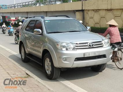 Hà Nội bán xe TOYOTA Fortuner 2.7 AT 2011