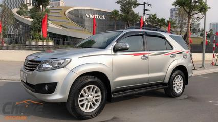 Hà Nội bán xe TOYOTA Fortuner 2.7 AT 2012