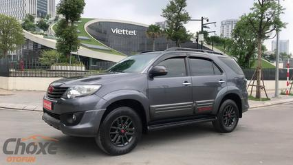 Hà Nội bán xe TOYOTA Fortuner 2.7 AT 2015
