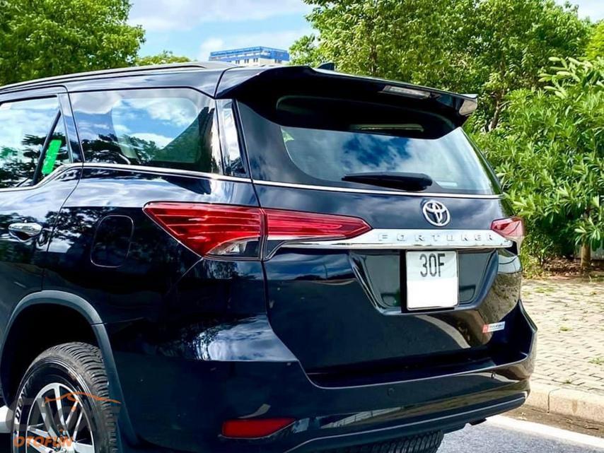 Hà Nội bán xe TOYOTA Fortuner 2.7 AT 2019