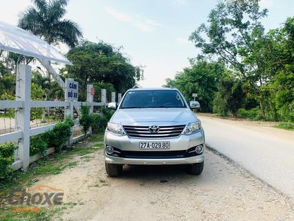 Hà Nội bán xe TOYOTA Fortuner 2.7l AT 2016