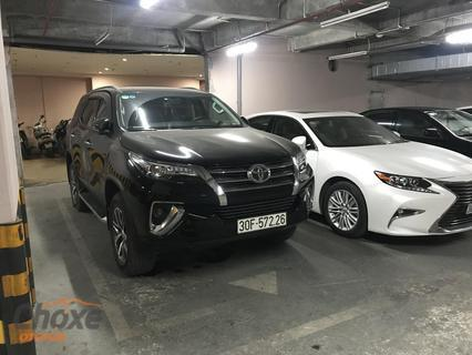 Hà Nội bán xe TOYOTA Fortuner 2.8 AT
