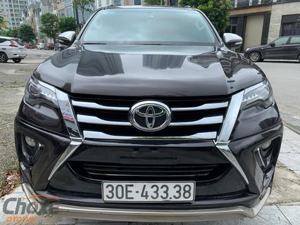 Hà Nội bán xe TOYOTA Fortuner 2017