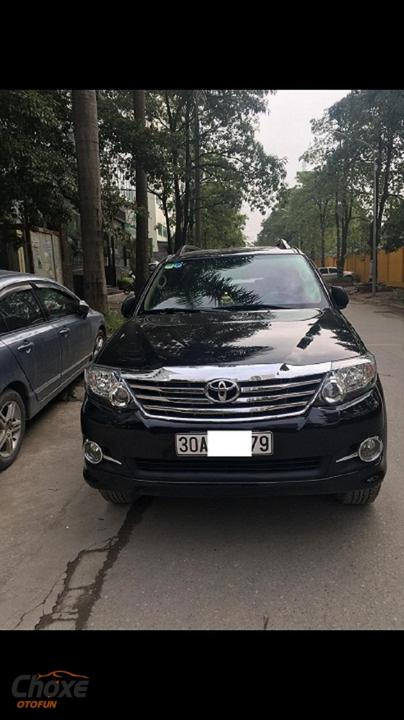Hà Nội bán xe TOYOTA Fortuner AT 2015