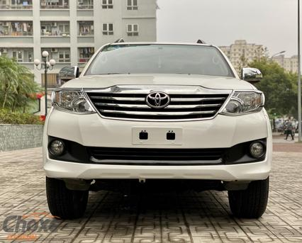 Hà Nội bán xe TOYOTA Fortuner AT 2016