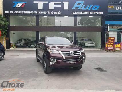 Hà Nội bán xe TOYOTA Fortuner AT 2017
