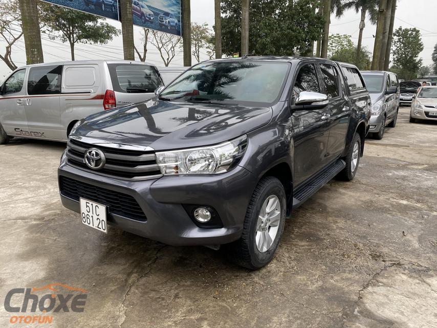 Hà Nội bán xe TOYOTA Hilux MT 2016