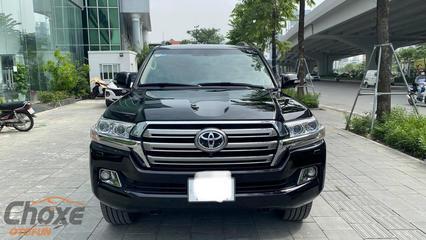Hà Nội bán xe TOYOTA Land Cruiser 4.6 AT 2016
