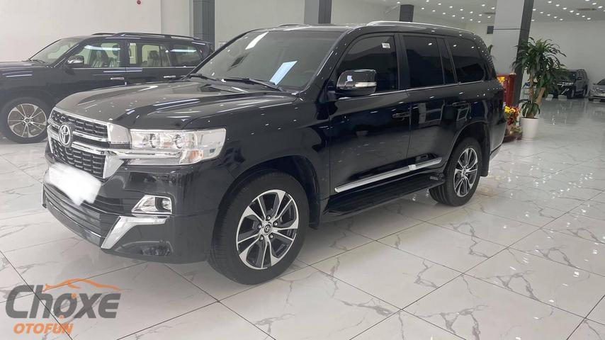 Hà Nội bán xe TOYOTA Land Cruiser 4.6 AT 2020