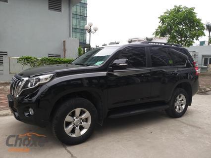 Hà Nội bán xe TOYOTA Prado 2.7 AT 2014