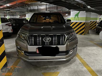 Hà Nội bán xe TOYOTA Prado 2.7 AT 2020