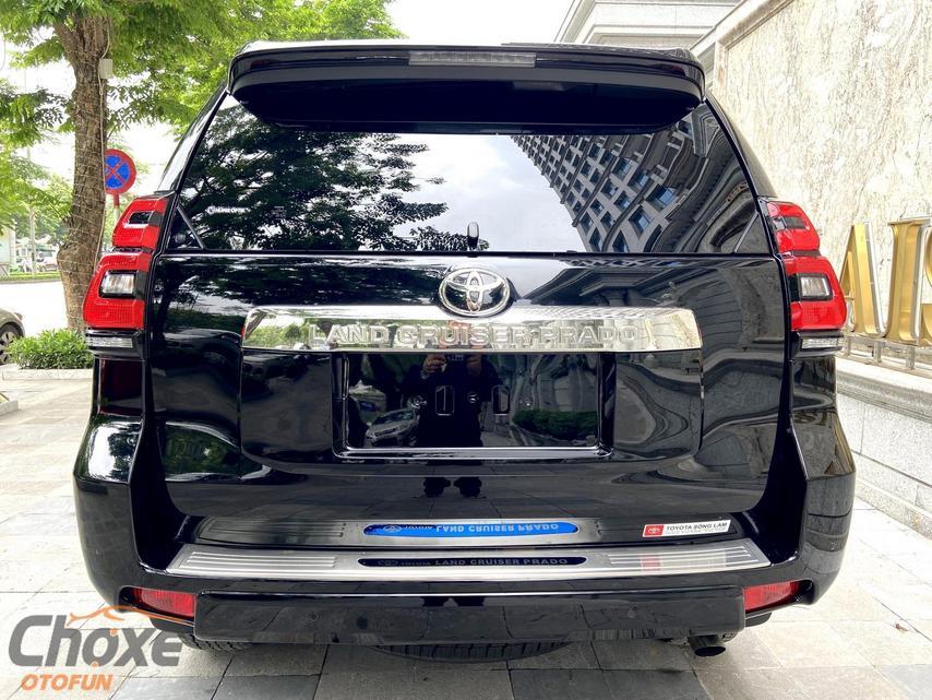 Hà Nội bán xe TOYOTA Prado 2.7 AT 2021