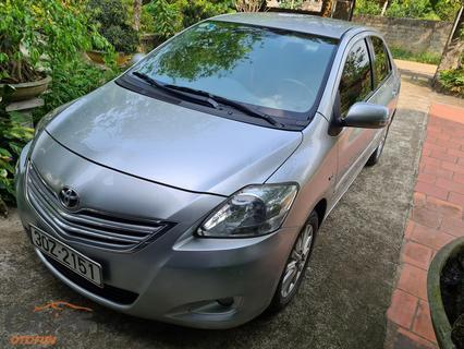 Hà Nội bán xe TOYOTA Vios 1.5 AT 2010