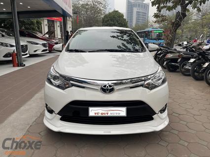Hà Nội bán xe TOYOTA Vios 1.5 AT 2018