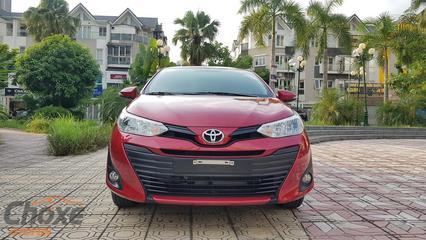 Hà Nội bán xe TOYOTA Vios 1.5 AT 2020