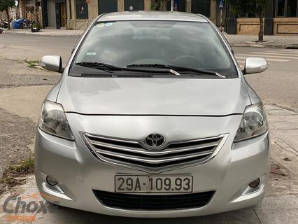 Hà Nội bán xe TOYOTA Vios 2011