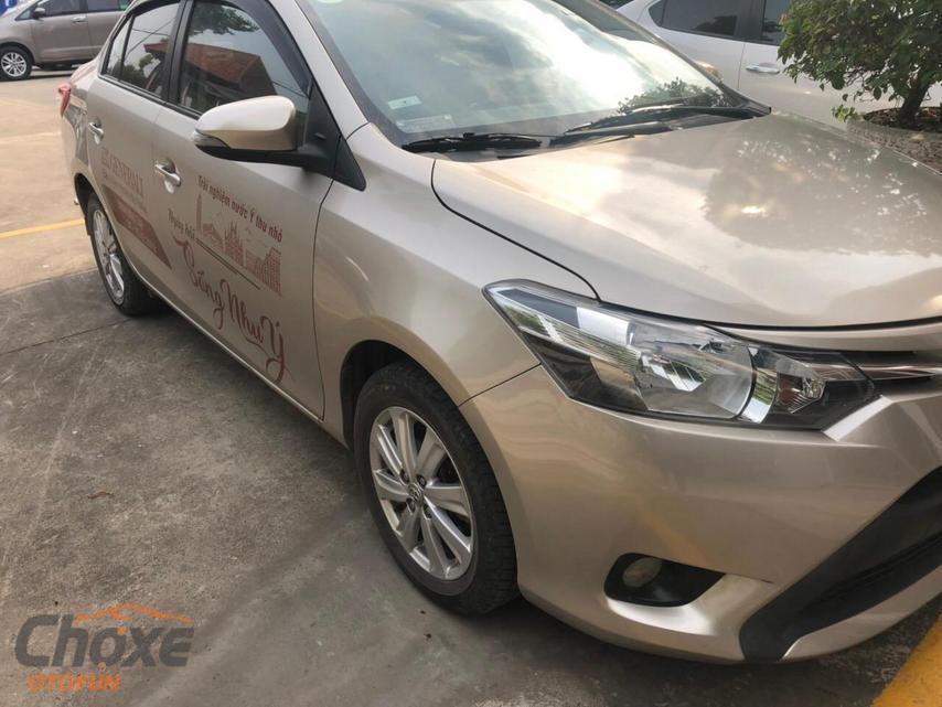 Hà Nội bán xe TOYOTA Vios 2017