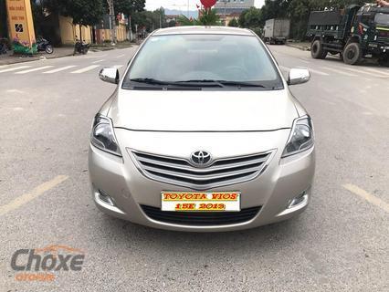 Hà Nội bán xe TOYOTA Vios MT 2013