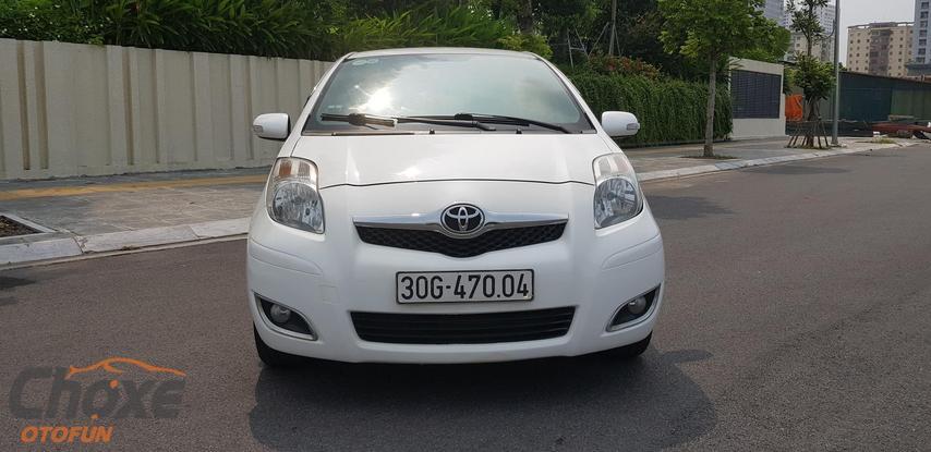 Hà Nội bán xe TOYOTA Yaris 1.5 AT 2012