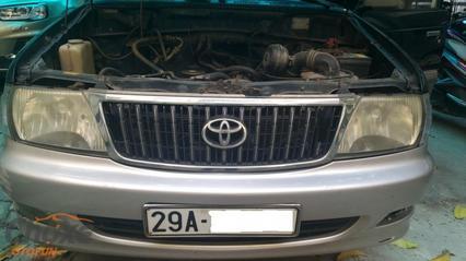 Hà Nội bán xe TOYOTA Zace 1.8 MT 2004