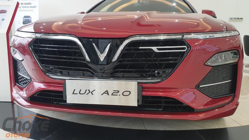 Hà Nội bán xe VINFAST Lux A2.0 2.0 AT 2021