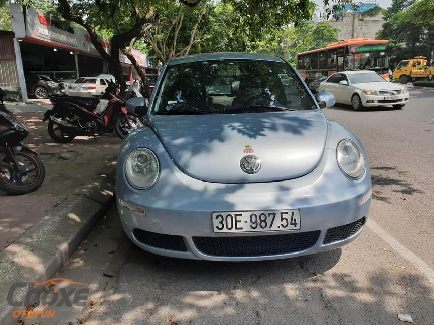 Hà Nội bán xe VOLKSWAGEN Beetle 1.6 AT 2009