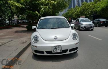 Hà Nội bán xe VOLKSWAGEN Beetle 1.6AT AT 2010