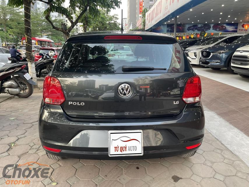 Hà Nội bán xe VOLKSWAGEN Polo GTI 1.6 AT 2016