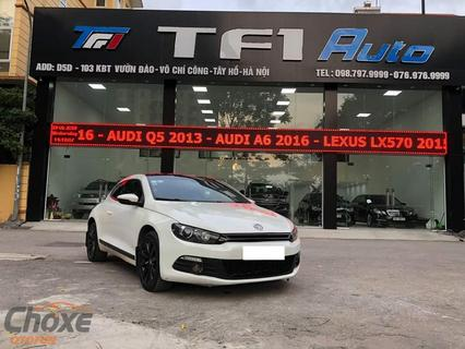 Hà Nội bán xe VOLKSWAGEN Scirocco 1.4 AT 2010