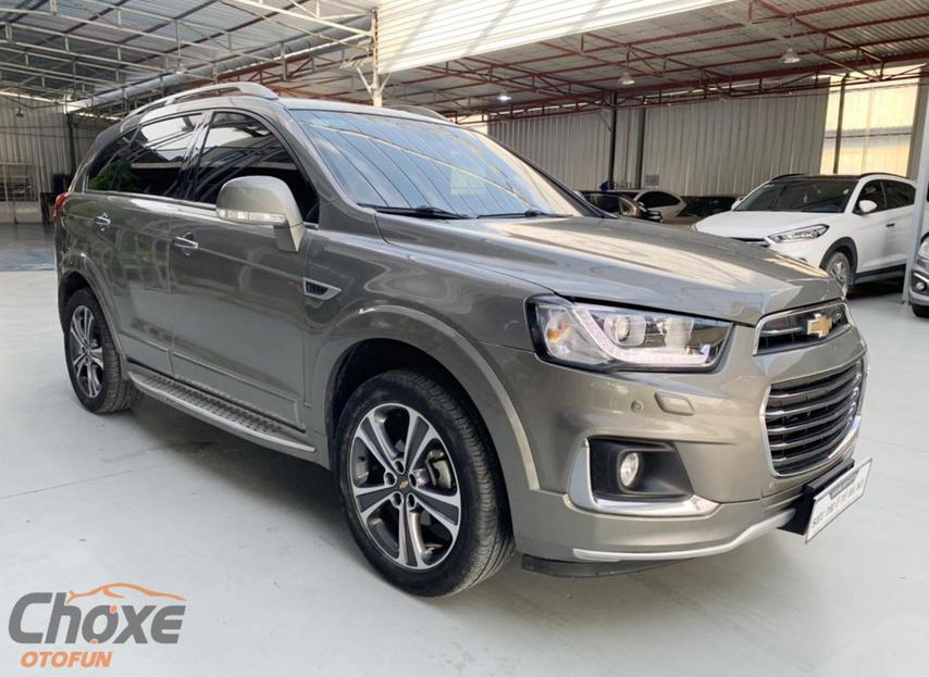 Hồ Chí Minh bán xe CHEVROLET Captiva 2.4 AT 2018