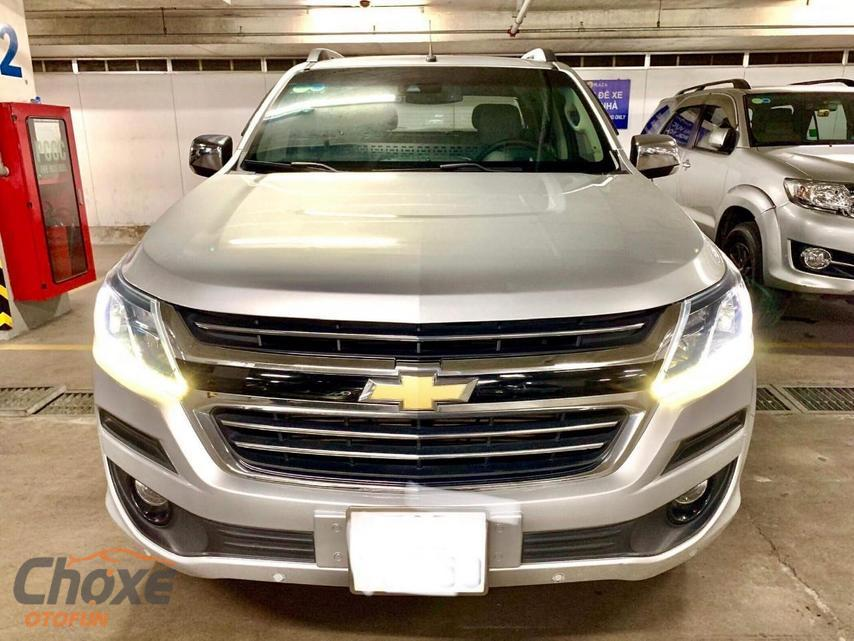 Hồ Chí Minh bán xe CHEVROLET Colorado 2.8 AT 2017
