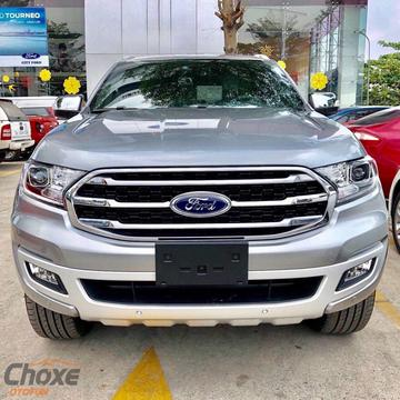 Hồ Chí Minh bán xe FORD Everest 2.0 turbo AT 2020