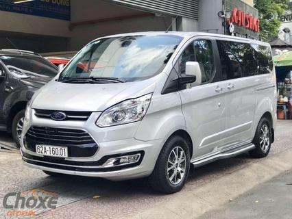 Hồ Chí Minh bán xe FORD Transit 2.0 turbo AT 2020