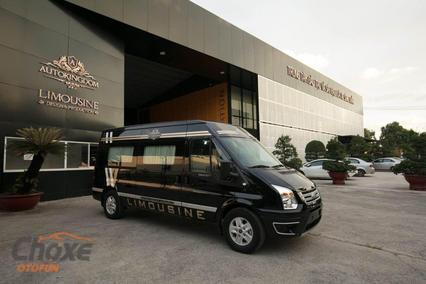 Hồ Chí Minh bán xe FORD Transit 2.4 MT 2018